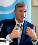 170523: Ted MALLOCH, candidate for US-ambassador to the EU
