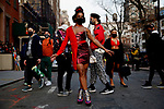 The Sex Worker March for Black Transgender and Queer People