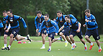 Fraser Aird, Lee Wallace, Darren McGregor, Ian Black, Lee McCulloch, Richard Foster and Kyle Hutton