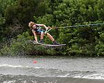 September 12, 2014:  Scenes from the WWA Wakeboard World Championships at Mills Pond Park in Fort Lauderdale, FL.  Boy' Beginner Wakeboard. Drew Drennan USA wins the event.  Liz Lamont/ESW/CSM