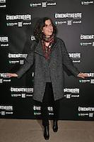 Veronique RIVETTE - Ouverture de la retrospective Jane Birkin - La Cinematheque francaise 25 janvier 2017 - Paris - France