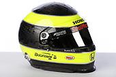 Sebastien Bourdais Helmet