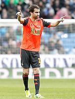 Real Sociedad's Mikel Gonzalez during La Liga match.January 31,2015. (ALTERPHOTOS/Acero) /NortePhoto<br /> /NortePhoto.com