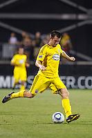 24 JULY 2010:  Jason Garey during MLS soccer game between Houston Dynamo vs Columbus Crew at Crew Stadium in Columbus, Ohio on July 3, 2010. Columbus defeated the Dynamo 3-0.