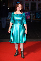 """Claire Stewart<br /> arriving for the London Film Festival 2017 screening of """"The Shape of Water"""" at the Odeon Leicester Square, London<br /> <br /> <br /> ©Ash Knotek  D3329  10/10/2017"""