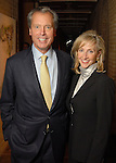David Dewhurst and his wife Tricia at a private dinner for David Yurman at the home of Becca Cason Thrash Wednesday Dec. 02,2009. (Dave Rossman/For the Chronicle)