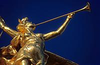 Europe/France/Ile-de-France/75008/Paris: Détail du pont Alexandre III