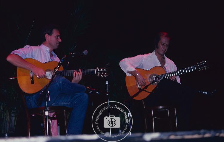 John McLaughlin, Paco Delucia