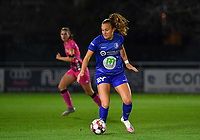 Lobke Loonen (19 Gent) pictured during a female soccer game between  AA Gent Ladies and Sporting Charleroi Feminin on the fifth matchday of the 2020 - 2021 season of Belgian Scooore Womens Super League , friday 16 th of October 2020  in Oostakker , Belgium . PHOTO SPORTPIX.BE   SPP   DAVID CATRY