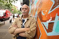 NEW YORK - SUNDAY NEWS:  Michael S.Gregori, 65, Manhattan, NY, Wednesday, September 12, 2018. <br /> <br /> PICTURED:  <br /> <br /> <br /> (Angel Chevrestt, 646.314.3206)