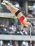 11.09.2011, Olympic Stadium / Olympiastadion, Berlin, GER, ISTAF 2011, im Bild Aleksandra KIRYASHOVA (RUS) in der Disziplin Frauen - Stabhochsprung // Aleksandra KIRYASHOVA (RUS) competing in Women - Pole Vault during the ISTAF 2011 held in Berlin, GER, EXPA Pictures © 2011, PhotoCredit: EXPA/ S. Kiesewetter