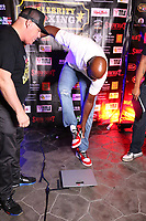 ATLANTIC CITY, NJ - JUNE 10 : Lamar Odom at Celebrity Boxing weigh in at The Show Boat Hotel in Atlantic City New Jersey June 10, 2021 Credit: Star Shooter/MediaPunch