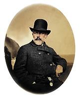 Русский композитор Петр Ильич Чайковский в Швейцарии, 1877 год / Russian composer Pyotr Ilyich Tchaikovsky in Switzerland, 1877