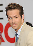 Ryan Reynolds  at The Touchstone Pictures' World Premiere of The Proposal held at The El Capitan Theatre in Hollywood, California on June 01,2009                                                                     Copyright 2009 DVS / RockinExposures
