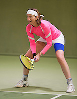 March 7, 2015, Netherlands, Hilversum, Tulip Tennis Center, NOVK, Mireille Bink  (NED) <br /> Photo: Tennisimages/Henk Koster