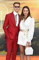 """Oliver Proudlock<br /> arriving for the """"Once Upon a Time... in Hollywood"""" premiere, Leicester Square, London<br /> <br /> ©Ash Knotek  D3514  30/07/2019"""