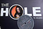 12.09,2012. Celebrities attend the presentation of the new season of  'The Hole' in Theater Caser Calderon of Madrid, with La Terremoto de Alcorcon and Alex O'Dogherty. In the image Lidia San Jose (Alterphotos/Marta Gonzalez)