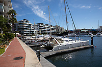 South Africa,Cape town, Table bay Harbour,