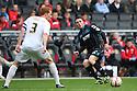 Sam Wedgbury of Stevenage passes<br />  - MK Dons v Stevenage - Sky Bet League One - Stadium MK, Milton Keynes - 28th September 2013. <br /> © Kevin Coleman 2013