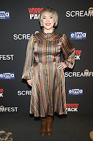 HOLLYWOOD, CA - OCTOBER 12: Mary O'Neil at the 21st Screamfest Opening Night Screening Of The Retaliators at Mann Chinese 6 Theatre in Hollywood, California on October 12, 2021. Credit: Faye Sadou/MediaPunch