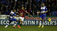 Wednesday 26 December 2012<br /> Pictured: (L-R) Adrian Mariappa, Itay Shechter, Hal Robson-Kanu.<br /> Re: Barclays Premier League, Reading v Swansea City FC at the Madejski Stadium, Reading, Berkshire.