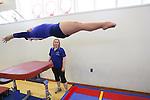 2013 Spring Gymnastics: Los Altos and Mountain View High School