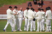 161101 Plunket Shield Cricket - Wellington Firebirds v Northern Knights