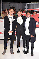 """5 After Midnight<br /> at the """"xXx: Return of Xander Cage"""" premiere at O2 Cineworld, Greenwich , London.<br /> <br /> <br /> ©Ash Knotek  D3216  10/01/2017"""