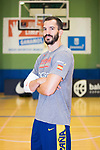 Player Pau Ribas after the first training of Spanish National Team of Basketball 2019 . July 26, 2019. (ALTERPHOTOS/Francis González)