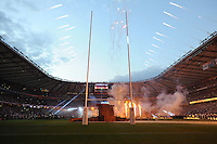 The Opening Ceremony of the Rugby World Cup 2015 between England and Fiji - 18/09/2015 - Twickenham Stadium, London <br /> Mandatory Credit: Rob Munro/Stewart Communications
