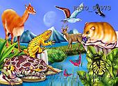 Alfredo, CUTE ANIMALS, puzzle, paintings(BRTO50973,#AC#) illustrations, pinturas, rompe cabeza