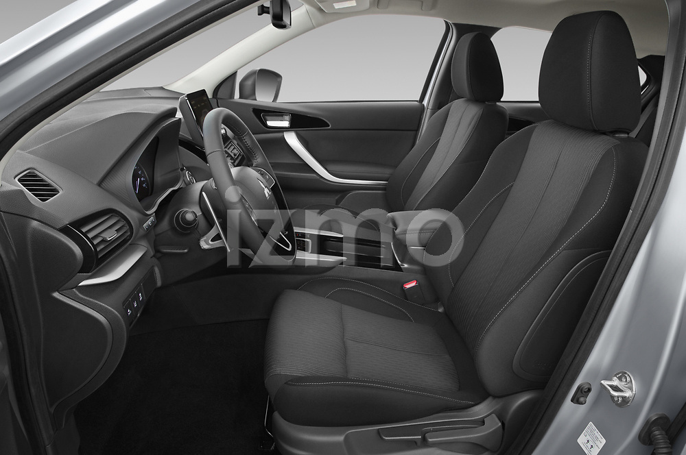 Front seat view of 2021 Mitsubishi Eclipse-Cross-PHEV Invite 5 Door SUV Front Seat  car photos