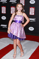 HOLLYWOOD, LOS ANGELES, CA, USA - NOVEMBER 04: Caitlin Carmichael arrives at the Los Angeles Premiere Of Disney's 'Big Hero 6' held at the El Capitan Theatre on November 4, 2014 in Hollywood, Los Angeles, California, United States. (Photo by David Acosta/Celebrity Monitor)