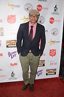 Clinton H. Wallace<br /> at the Salvation Army Red Kettle Celebrity Kick-Off Event, The Grove, Los Angeles, CA 11-30-17<br /> David Edwards/DailyCeleb.com 818-249-4998