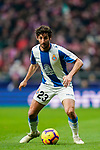 Esteban Felix Granero Molina of RCD Espanyol in action during the La Liga 2018-19 match between Atletico de Madrid and RCD Espanyol at Wanda Metropolitano on December 22 2018 in Madrid, Spain. Photo by Diego Souto / Power Sport Images