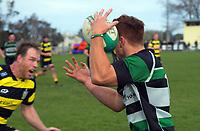 200801 Manawatu Premier Rugby - Feilding Yellows v OBM