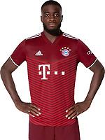 29th August 2021; Munich, Germany; FC Bayern Munich official team portraits for season 2021-22:  Dayot Upamecano