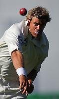080315 International Test Cricket - NZ Black Caps v England