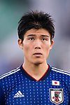Tomiyasu Takehiro of Japan is seen prior to the AFC Asian Cup UAE 2019 Group F match between Oman (OMA) and Japan (JPN) at Zayed Sports City Stadium on 13 January 2019 in Abu Dhabi, United Arab Emirates. Photo by Marcio Rodrigo Machado / Power Sport Images