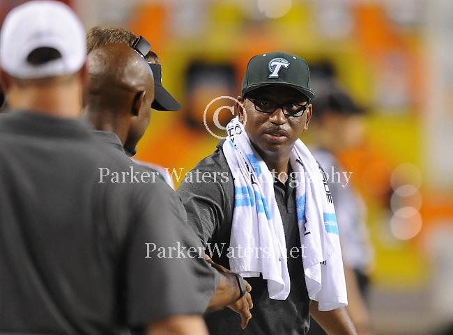 Tulane downs LA Tech, 24-15 in CUSA football action.