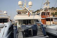 - the tourist harbor of Nice..- il porto turistico di Nizza