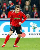 Christian GUENTER (GUENTER), SCF ,   , Fussball, 1. Bundesliga  2017/2018<br /> <br />  Football: Germany, 1. Bundesliga, SC Freiburg vs RB Leipzig, 20.01.2018. *** Local Caption *** © pixathlon