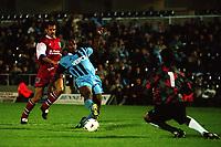 Wycombe Wanderers vs Reading 03-09-96