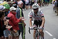 Simon Geschke (DEU/Giant-Alpecin)<br /> <br /> Stage 19:  Albertville › Saint-Gervais /Mont Blanc (146km)<br /> 103rd Tour de France 2016
