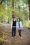 Wai & Nicky | Signapore | Bass Lake & Nelder Grove Yosemite CA Oct 2012