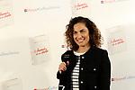Toni Acosta attends the presentation of the book El Humor de mi Vida at the Bankia Príncipe Pío Theater on March 25, 2020 in Madrid, Spain.(AlterPhotos/ItahisaHernandez)