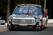 NASCAR Camping World Truck Series<br /> Chevrolet Silverado 250<br /> Canadian Tire Motorsport Park<br /> Bowmanville, ON CAN<br /> Sunday 3 September 2017<br /> Noah Gragson, Switch Toyota Tundra<br /> World Copyright: Barry Cantrell<br /> LAT Images