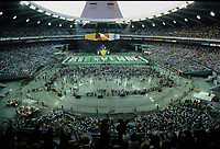 September 11, 1984 File Photo - Pope John-Paul II mass at the Olympic stadium in Montreal during his 12 days tour of Canada.