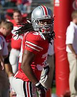 13 October 2007: Ohio State running back Maurice Wells..The Ohio State Buckeyes defeated the Kent State Golden Flashes 48-3 on  October 13, 2007 at Ohio Stadium, Columbus, Ohio.