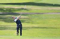 Danny O'Carroll of Mrs Brown's Boys fame during the Bulmers 2018 Celebrity Cup at the Celtic Manor Resort. Newport, Gwent,  Wales, on Saturday 30th June 2018<br /> <br /> <br /> Jeff Thomas Photography -  www.jaypics.photoshelter.com - <br /> e-mail swansea1001@hotmail.co.uk -<br /> Mob: 07837 386244 -